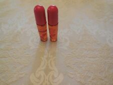 Lot of Two Maybelline Kissing Potion Strawberry Swirl Roll-on Lip Gloss