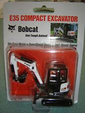 BOBCAT E35 Compact Excavator M-SERIES 1/50 scale diecast new in Pkg.