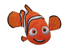 "Finding Nemo Iron On Patch Fabric Applique Motif Cartoon Decal 3.5""x3.2"""