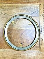 "Clock Dial Trim Ring and Bezel (No Glass) (5.67"" Diameter) (K1945)"
