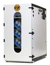 GQF 1502 Sportsman Cabinet Incubator & Hatcher Combo w/Auto Turner