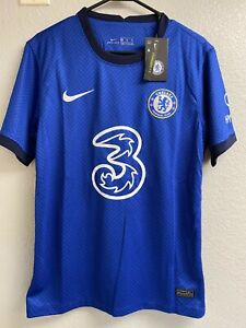 Pulisic jersey Chelsea home 2020-2021 soccer Size Mens Medium New