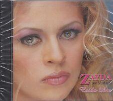 Zayda Con Mariachi Caida Libre CD New Sealed