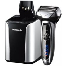 PANASONIC ES-LV95 Wet/Dry Washable Cordless Electric Shaver + Cleaning System