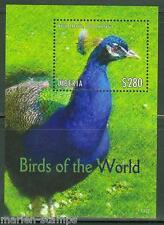 LIBERIA 2013 BIRDS  OF AFRICA SOUVENIR SHEET  II  MINT NEVER HINGED
