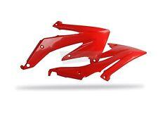 HONDA CRF Radiator Scoops CRF 450 R 05 - 08 OEM Colour Red CR