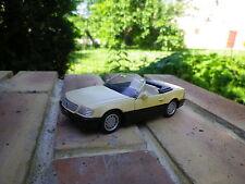 NEW RAY: MERCEDES 600 SL de 1992 neuve sans boite.