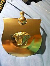 GOLD MEDUSA TOILET PAPER ROLL HOLDER FOR Luxury BATH Gorgona medusa decor New