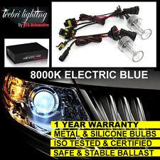 FOR VOLVO C30 S60 S80 V40 V70 FOG LIGHT H1 XENON HID CONVERSION KIT 8000K BLUE