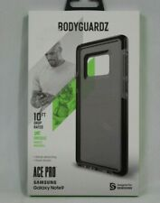 New Authentic BodyGuardz Ace Pro Black Impact Case Samsung Galaxy Note9 10 FT