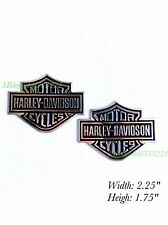Motorcycle Gas Tank Emblems Decals for Harley Davidson Motorcycles All Years