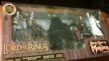 Lord of the Rings: BLACK GATE OF MORDOR GIFT PACK  (6 FIGURES, MISB, Exclusive)