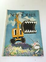 The New Yorker: May 1 1971 - Full Magazine/Theme Cover Mischa Richter