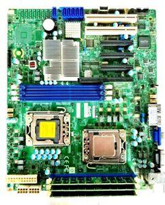 SUPER X8DTL-iF DUAL CPU MOTHERBOARD + 2.26GHz INTEL XEON SLBZ9 CPU + 24GB RAM