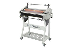 OPTIONAL Stand for Matrix MD-650 A1 Roll Laminator
