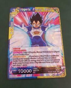 Dragon Ball Super Card Game: Vegeta, Energy Salvo