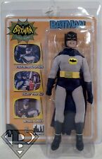 "BATMAN Angry Face DC Batman Classic 1966 TV Series 8"" Retro Figure Series 3 2015"