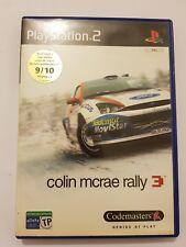 Colin McRae Rally 3 ps2 pal España y completo