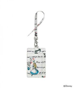Disney Alice in Wonderland ID holder (ALICE'S WORDS collection) by Cath Kidston