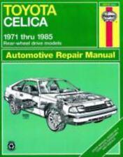Toyota Celica  '1982-1985 (Haynes Repair Manuals) by Haynes