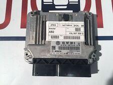 Audi VW 2,0 TDI Motorsteuergerät Engine Control ECU Module 03L907309Q