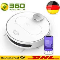 360 S6 APP LDS Saugroboter Robot mit Wischfunktion  für alle Böden (EU Version)