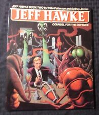 1987 JEFF HAWKE Book #2 Two SC 1st Ed. VF+ Titan Graphic Novel