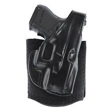 Galco AG800B Ankle Glove Ankle Holster, Right Draw – fits Glock 43/43X