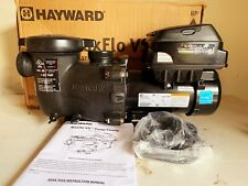 Hayward MaxFlo Vs Sp2303Vsp Variable Speed 230v Pool Pump - Expert Line