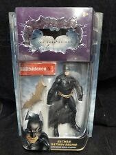 New listing Batman The Dark Night Figure Batman Begins With Crime Scene Evidence New Sealed