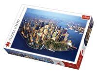 FAMILY FUN GAME TOYS NEW YORK Skyline 🏙 1000 PIECES PUZZLE 🧩- PREMIUM QUALITY