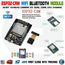 Esp32 Cam Esp32 Wifi Bluetooth Development Board With Ov2640 Camera Module 5v