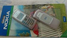 Nokia Cover 2100 paars mobile phone faceplate, rosa