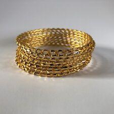 GOLD REPLICA BANGLES BRACELET COSTUME JEWELLERY KARA KUNDAN INDIAN SET NEW 2.6 3