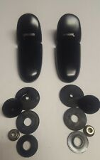 FORD EXPLORER MOUNTAINEER 1998-2001 PAINTED REAR HATCH GLASS HINGE SET 2