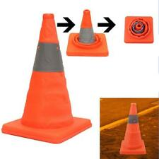 Folding Collapsible Cone Highway Traffic Multi Purpose Reflective Safety Cone JD