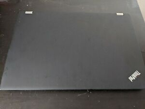 Lenovo ThinkPad P50 Xeon E3-1535 V5 32GB 500+250GB NVIDIA M2000M 4k Win 10 Pro