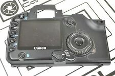 Canon EOS 30D Rear Back Cover With LCD Screen Replacement Repair Part DH7970