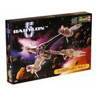 Station Space Babylon 5 Model REVELL 04819 Starfury MK1 Plastic Model Kit