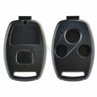 3 Button Remote Key Shell Replacement For Honda Accord Civic CRV Pilot