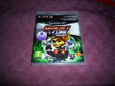 Ratchet & Clank Trilogy collection PS3 (Russian cover, English game) Region Free