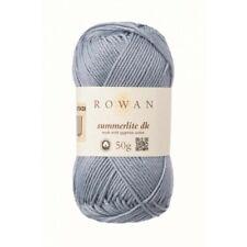 115 yds each Rowan Damask linen//viscose blend yarn Zircone lot of 2