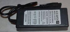 AC to 12V 5V DC Power Supply Adapter w/ 4-Pin Molex Connector Plug GX-0518