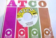 Mick Jackson culpa en el Boogie C/W toda la noche Boppin 'US Atco Etiqueta 1978
