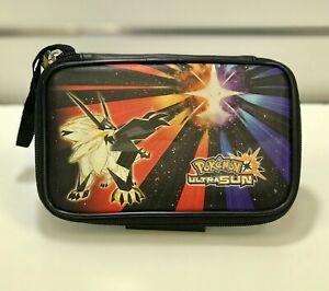 Pokemon UltraSun Nintendo 3DS Game Traveler Case