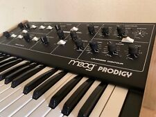 MOOG PRODIGY SYNTHESIZER VINTAGE MODEL 336A NEEDS REPAIR RESTORE PROJECT D ONE