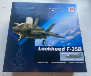 Hobby Master Aviation Lockheed F-35B, UK Lighning Force, 2019 1:72 HA4610