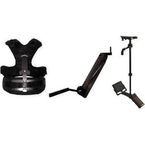 VariZoom Hollywood Lite FlowCam GT Fully Supported Single-Arm Stabilizer Gimbal