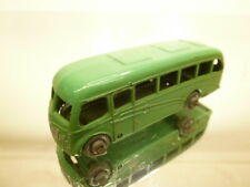 LESNEY 21 BEDFORD COACH BUS - DARK GREEN + GPW - GOOD CONDITION - RARE -
