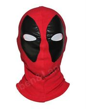 Masques X-Men Deadpool Costume Balaclava Cosplay Halloween Headgear Full Face